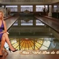 """Miss Nord Pas-de-Calais au Musée """"La Piscine"""" de Roubaix, sur TF1"""