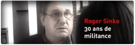 Interview Roger Sinko, du Sartel Carihem