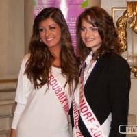 Les photos de la cérémonie en l'honneur de Emmanuelle Wheatley, Miss Flandre 2011