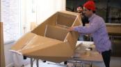 bateau en carton 2