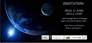 invitation urmn fresque