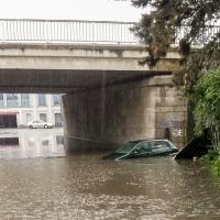 #925 Roubaix sous le déluge de pluies : ça mouille ! (vidéo)