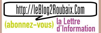 Lettre Infos du Blog2Roubaix