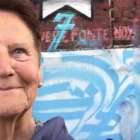 #962 Sacrée MARIE-AGNÈS ! (l'âme des luttes urbaines de l'Alma-Gare, c'est elle !)