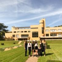 En visite à l'incroyable villa Cavrois. Un grand merci à l'équipe qui nous a accueilli.http://www.villa-cavrois.fr/