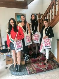 Les Miss International ont pris la vie coté Roubaix !