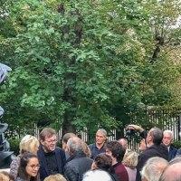 #966 Après Roubaix, WIM DELVOYE inaugure sa 2eme oeuvre sur l'espace public français, à Paris.