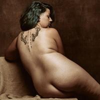 """[Transphotographiques] Pierre MAGNE expose ses """"BIG BIG NUDES"""", à ROUBAIX : à fond les jolies formes !"""