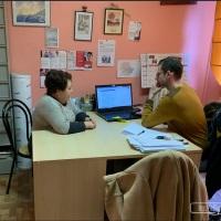 #995 Rencontre avec l'écrivain public du Comité de Quartier Servir