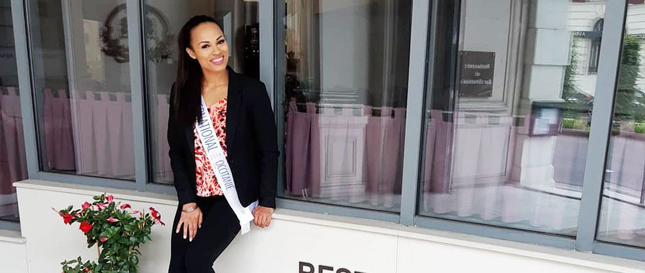 Sheryna Miss Supranational à Roubaix