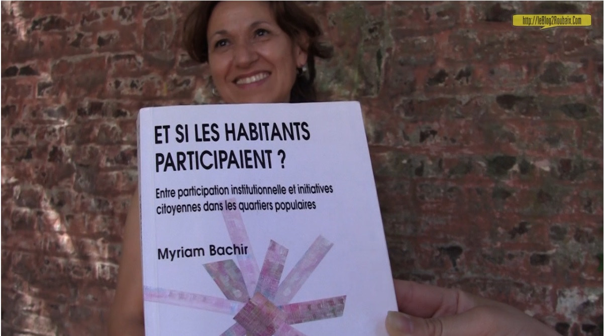#999 « Et si les habitants participaient ? » rencontre avec Myriam Bachir