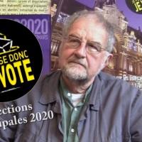 """#1002 Municipales Roubaix 2020 : rencontre avec Christian Carlier, candidat tête de liste : """"Roubaix en Vert et Solidaire"""""""