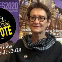 """#1001 Municipales Roubaix 2020 : rencontre avec Christiane Fonfroide candidate tête de liste : """"Unis Pour Roubaix"""""""