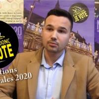 """#1005 Municipales Roubaix 2020 : Rencontre avec Paul Zilmia, candidat tête de liste, """"Décidez pour Roubaix"""""""