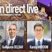 [Municipales Roubaix] : Guillaume DELBAR et Karim AMROUNI en débat vidéo, en live ! (mis-à-jour)