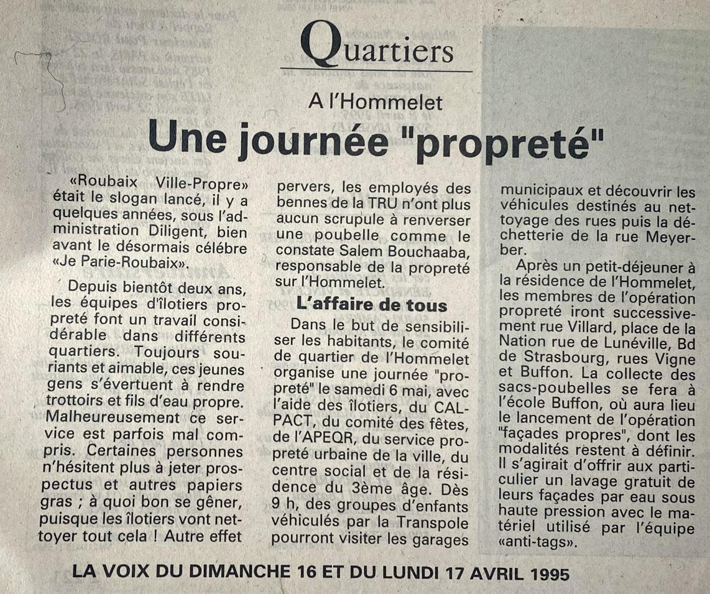 articlepresse.journee.propretecc81.1995