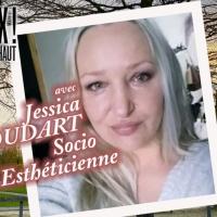 Aujourd'hui, Jessica HOUDART, socio-esthéticienne, est notre invitée en live !