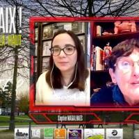 """ICI ROUBAIX : Danièle Moutier de l'UFAL, nous parle du  """"Vivre Ensemble"""" et de Laïcité à Roubaix ."""