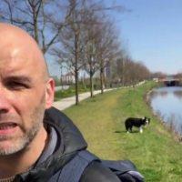[Video] Pierre Magne en trekking à Roubaix !